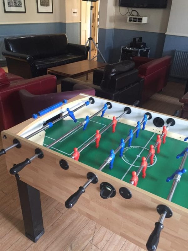 Football Table Hire